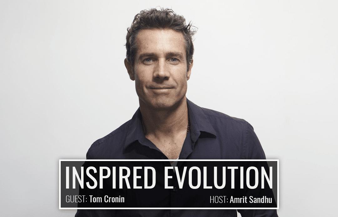 Stillness, Meditation & Meaningful Living with Tom Cronin   Inspired Evolution   Amrit Sandhu