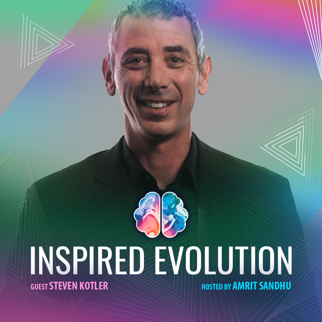 Steven Kotler on The Future is Faster Than You Think