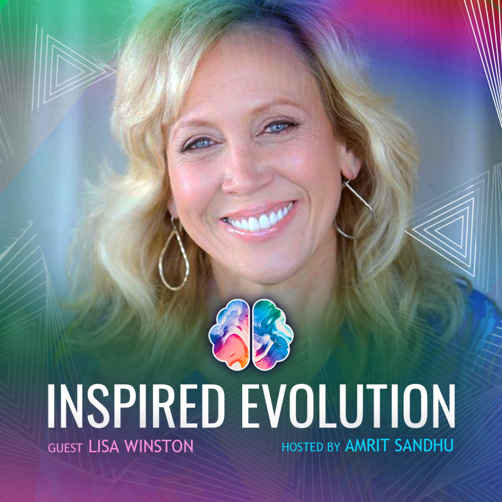 Lisa Winston on Surrendering to Intuition